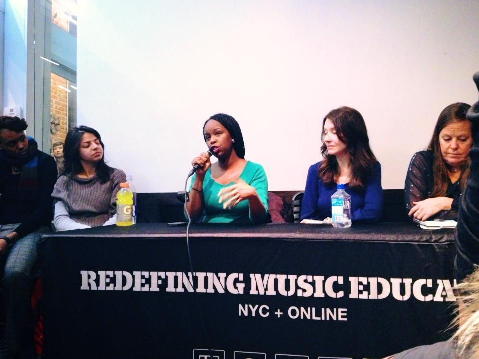 Inspiring Women in Music Technology event image